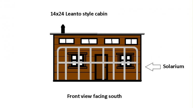 Shed style roof cabin pics - Small Cabin Forum on