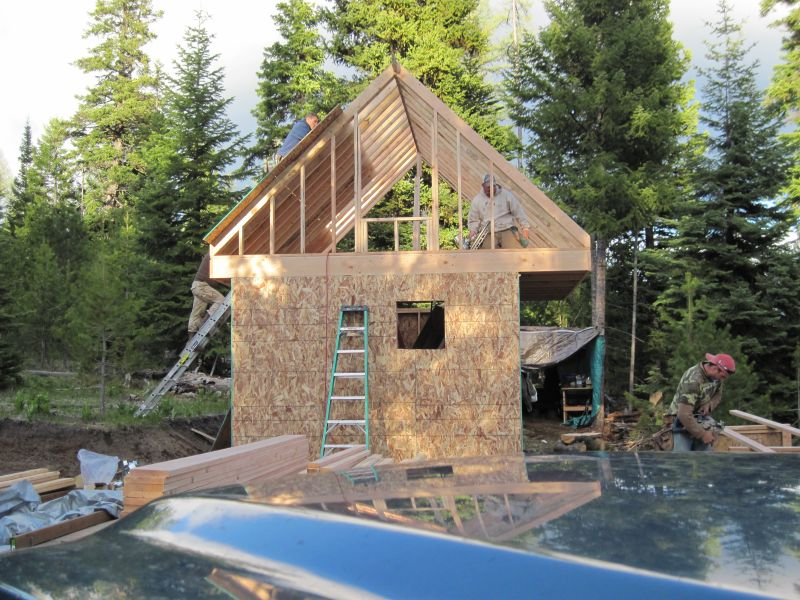 Help With 10x12 Cabin For Young Family Small Cabin Forum
