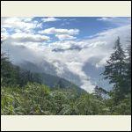 View upto Mt. Doki