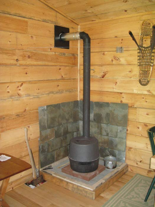 Small Wood Burning Stoves For Cabins Can I Install A Wood