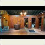 Inside living area