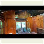 Left corner living area