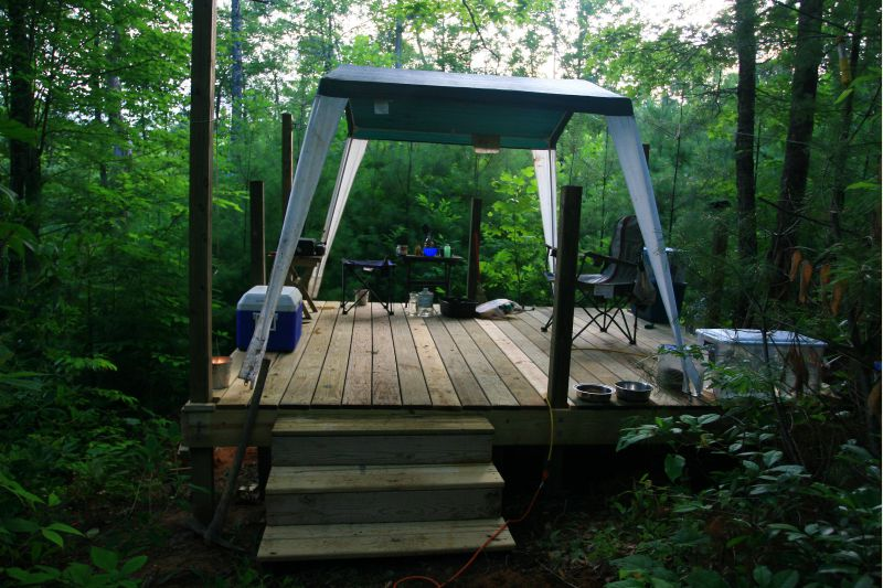 Tent Platforms Small Cabin Forum