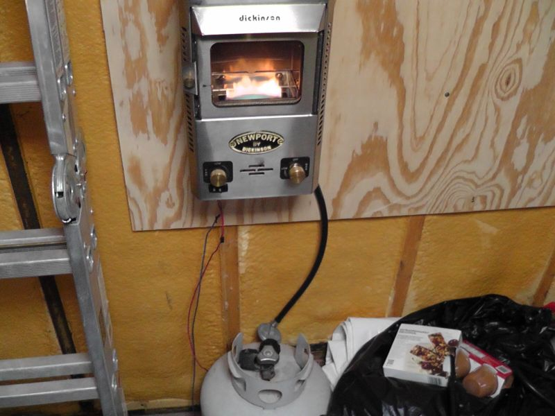 Vented Propane Heater Small Cabin Forum 2