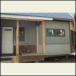 """big"" cabin"