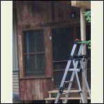 barnboard siding