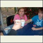 cheers to hot cocoa