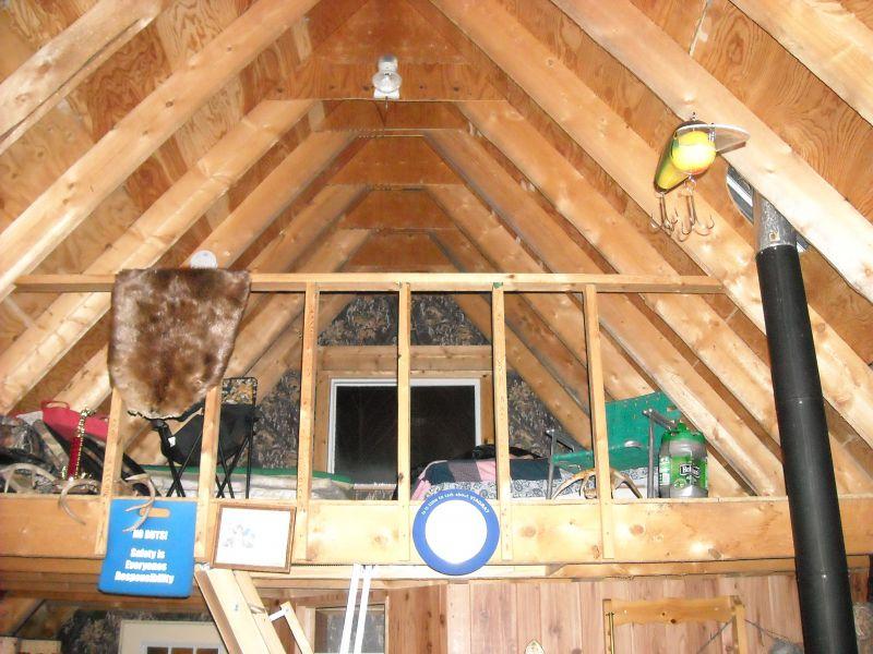 16x24 Hunting Cabin W Loft And Decks Small Cabin Forum