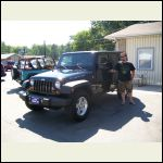 Brandon's Jeep