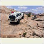 utah, hotel rock trail