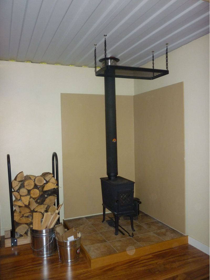 Wood Stove Opinions - Small Cabin Forum - Jotul 602 Wood Stove WB Designs