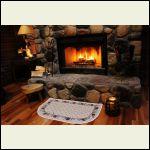 hearth rug