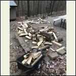 Much firewood