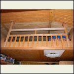 Extra loft rail added