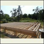 10 inch floor joists