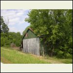 Tobacco barn at my place (priceless)