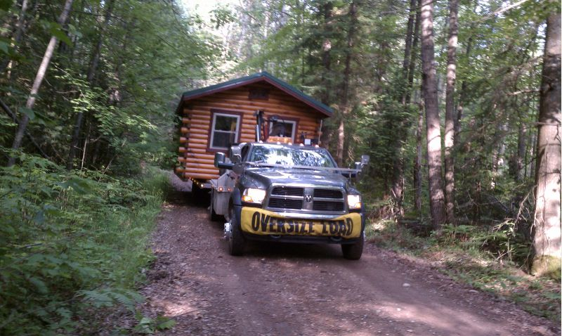 Fife lake vacation rental cabin on the manistee river for Porto austin cabin rentals