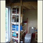 loft ladder.