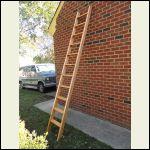 Loft Access Ladder (side)