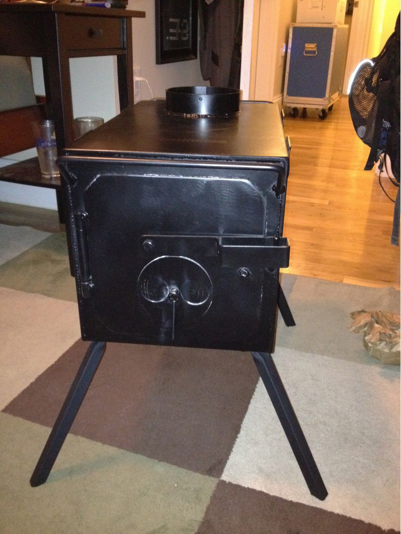Building A Wood Stove WB Designs - How To Build A Small Wood Stove WB Designs
