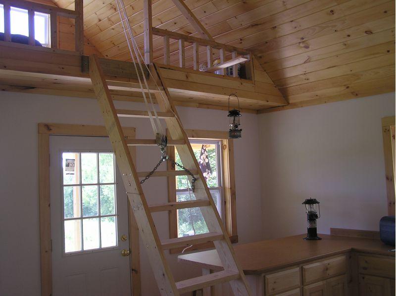 16 X 20 Cabin In Maine 2 Small Cabin Forum