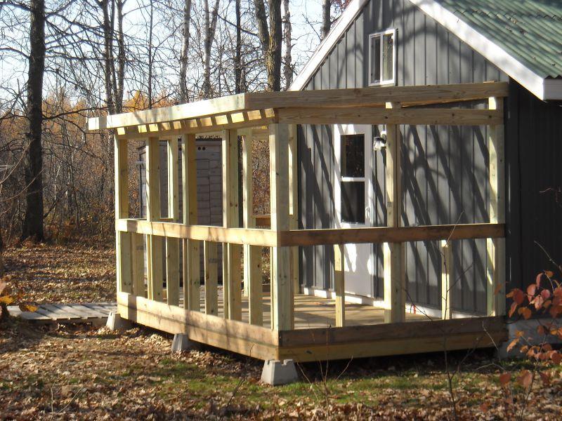 16x16 Hunting Cabin Small Cabin Forum 2