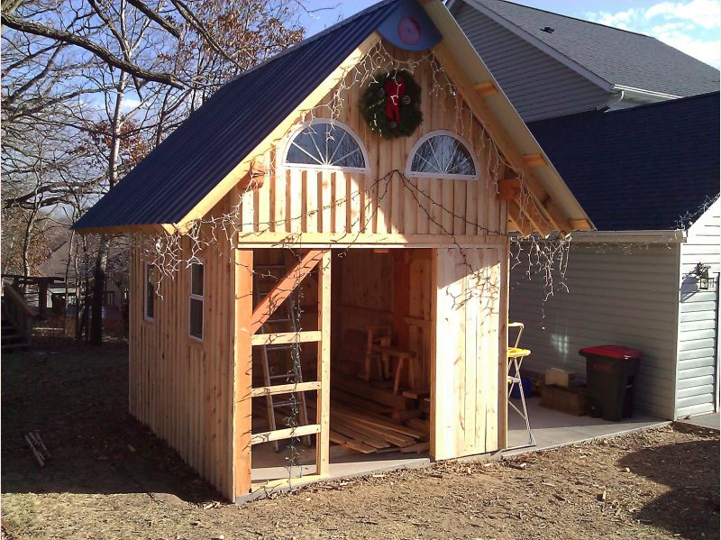 OSB under metal roof panels - Small Cabin Forum