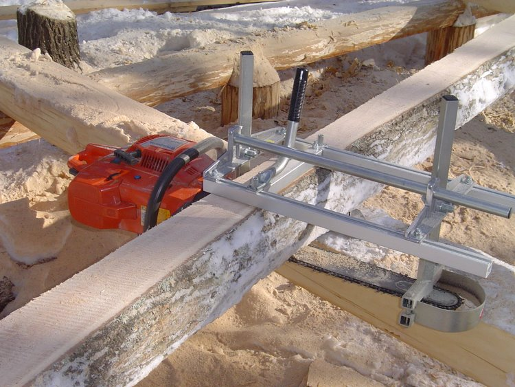 Woodmizer Sawmill For Sale >> Portable Sawmills - Small Cabin Forum