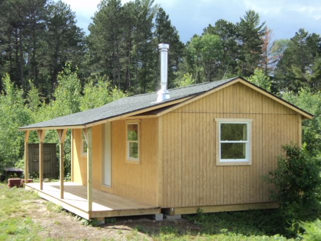 Small hunting cabin joy studio design gallery best design for Small hunting cabins