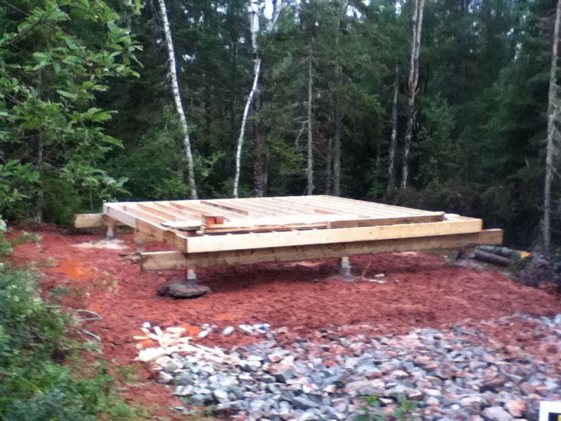 My Build In Nova Scotia Small Cabin Forum