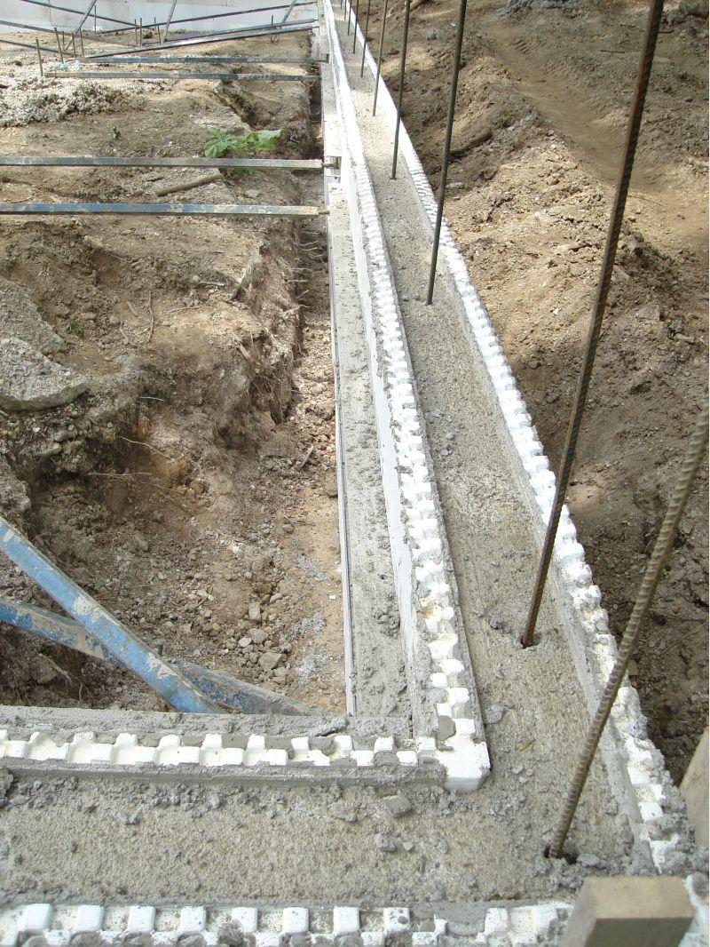 Concrete cabin project small cabin forum 1 for Small concrete projects