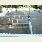 Rough Plumbing and Heat Tubes
