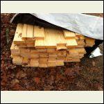 Wood Arrives
