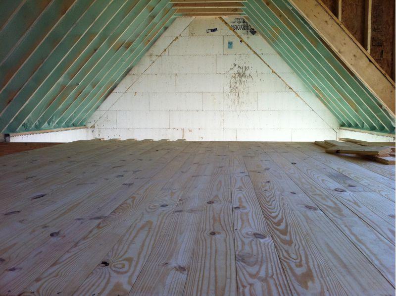 Concrete Cabin Project Small Cabin Forum 1