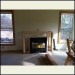 Frame Fireplace