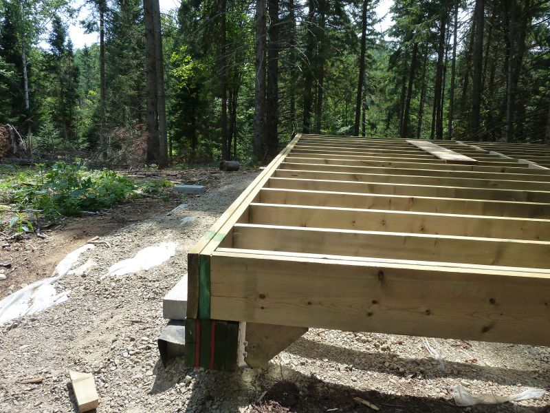 Instant get build a 16x20 cabin foreman shed for How to build a cabin floor