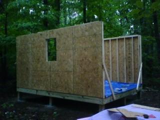 12x16 Hunting Cabin Small Cabin Forum