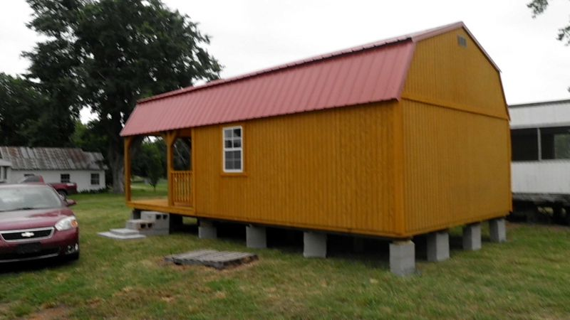 New here with 16x30 Cabin! - Small Cabin Forum