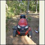 Sears riding mower