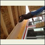 putting tongue and groove ceiling in