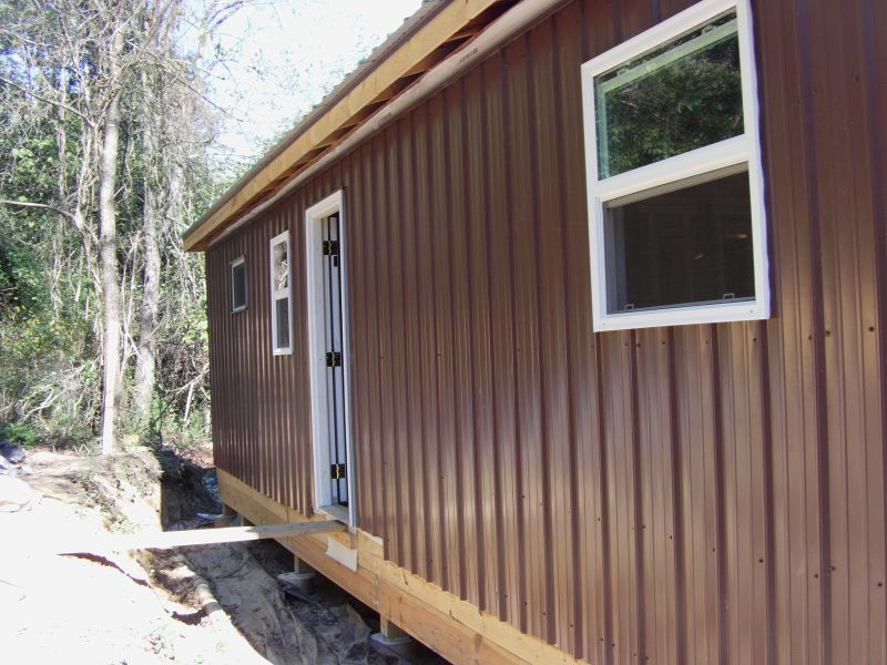 What Siding To Use Small Cabin Forum