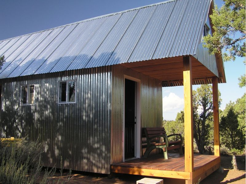 Way To Cut Metal Siding Small Cabin Forum