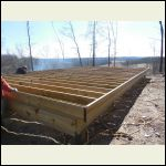 Joists Done
