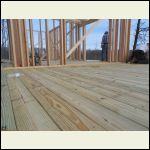 Wrapping Up the Decking