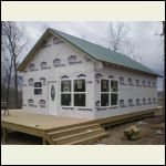 Gables Complete - Wrap In - Windows & Doors In - House Dry!