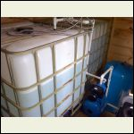 Water Tank Set Up