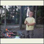 Pizza, Campfires & Marshmallows