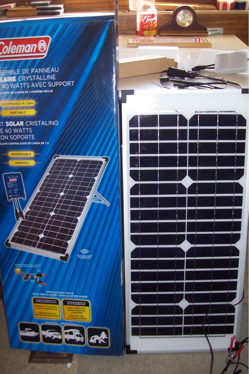 Example Of A Small Cabin Solar Setup For The Beginners Wiring Battery Bank Panels Forum 100 2674