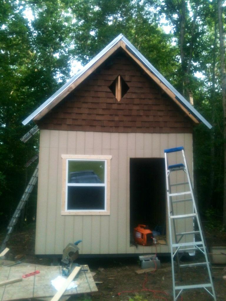12x16 Cabin In Va Small Cabin Forum 2