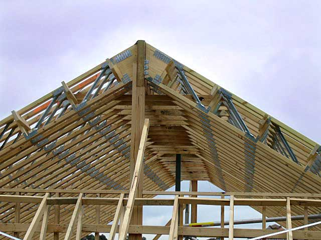 Parallel Cord Trusses Anyone Small Cabin Forum